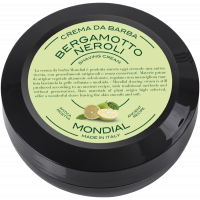 Mondial Antica Barberia Shaving Cream Travel Pack Bergamotto Neroli 75g