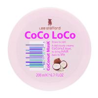 Lee Stafford Coco Loco Coconut Mask 200ml