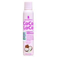 Lee Stafford Coco Loco Coconut Mousse 200ml