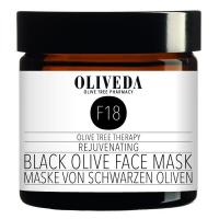 Maske schwarze Oliven Rejuvenating