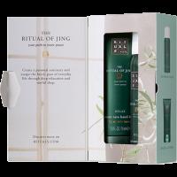 The Ritual of Jing Beauty to Go Set = Hand Lotion 70 ml + Foaming Shower Gel 50 ml