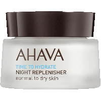Ahava Time to Hydrate Night Replenisher Normal to Dry Skin 50ml