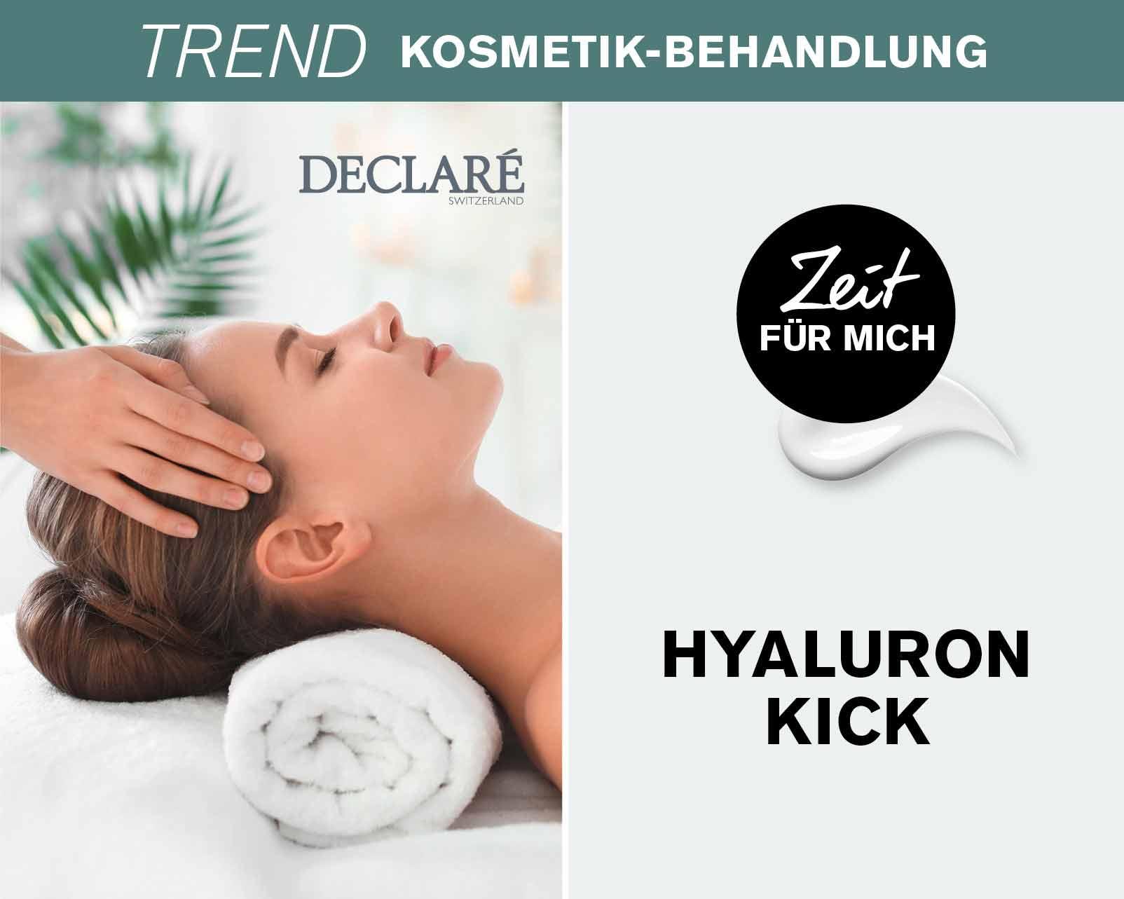 Declaré Hyaluron Kick Trendbehandlung