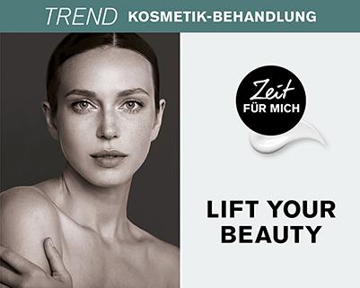 Chanel Tendbehandlung Lift your Beauty