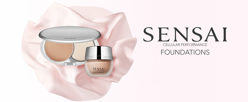 Sensai Cellular Performance Foundations