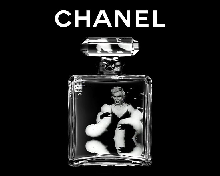 Chanel No. 5 Inside Chanel 100 ans