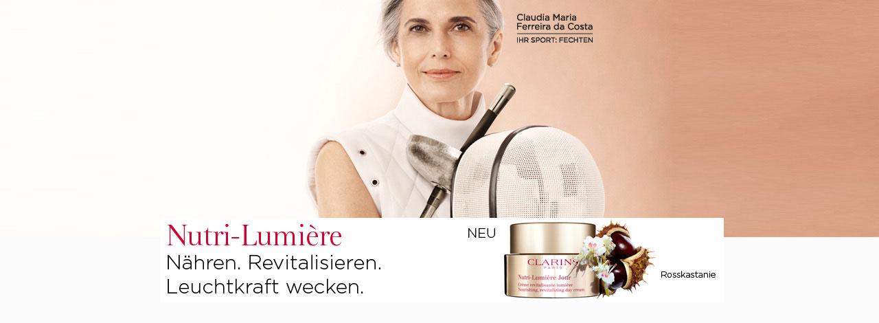 Clarins Nutri-Lumière 60  Gesichtspflege