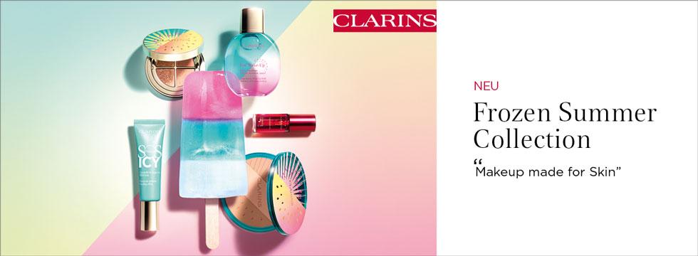 Clarins Sunkissed Collection Summer - Aktuelle Kollektion