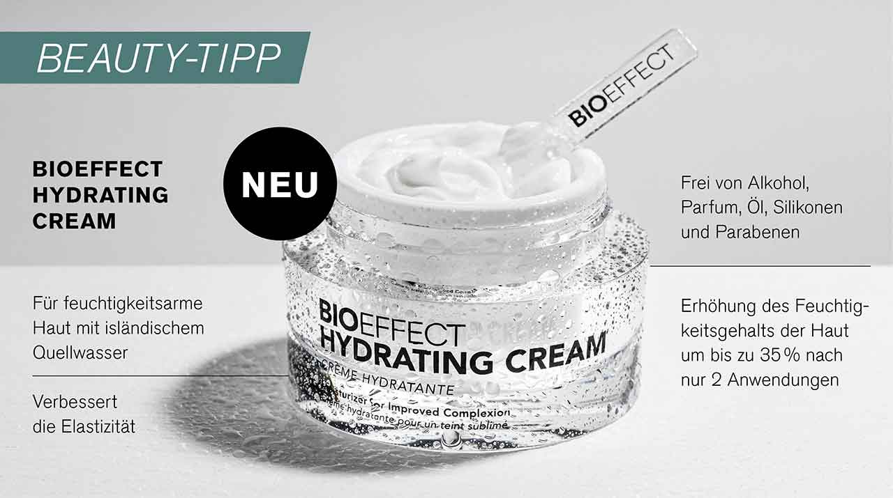 Beauty-Tipp Bioeffect
