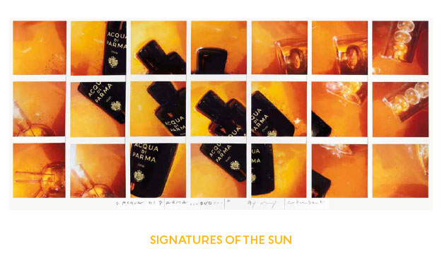 Acqua di Parma - Signatures of the Sun shoppen