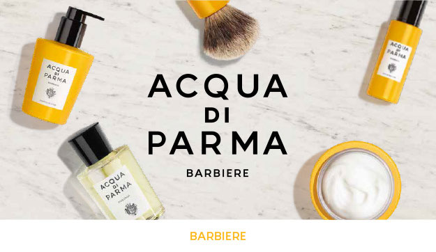 Acqua di Parma - Barbiere shoppen