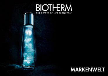 Biotherm Markenwelt