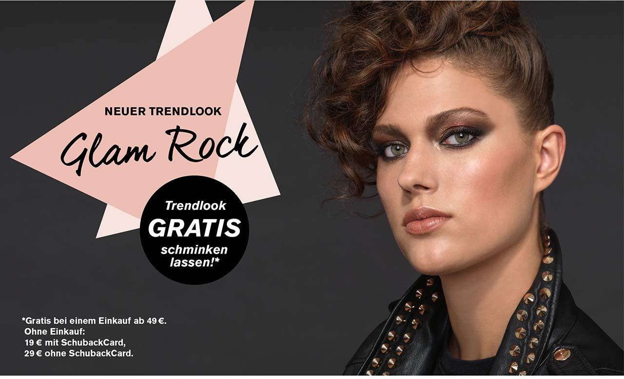 Glam Rock Look Top