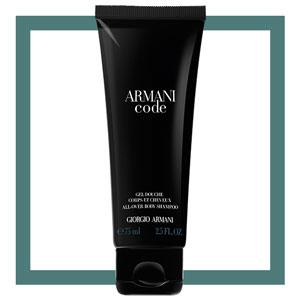 Gratis Armani Code Duschgel 75ml