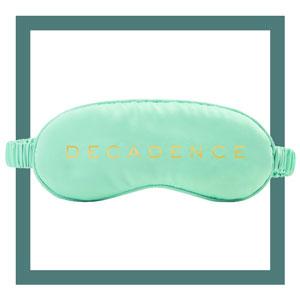Gratis Marc Jacobs-Schlafmaske