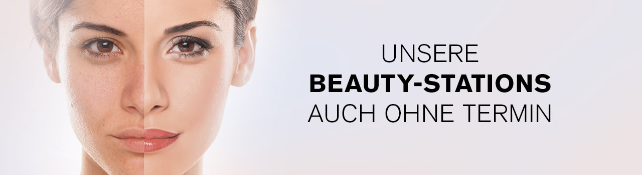 Schuback Beauty-Stations