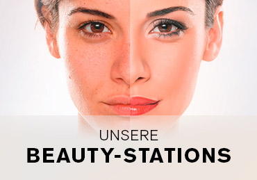 Schuback Kosmetik-Behandlungen Beauty-Stations