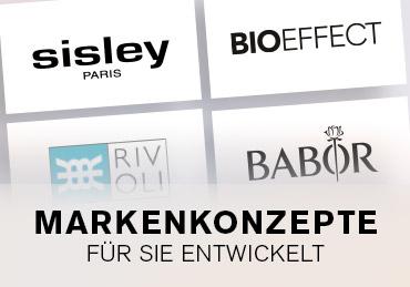 Schuback Kosmetik-Behandlungen Markenkonzepte