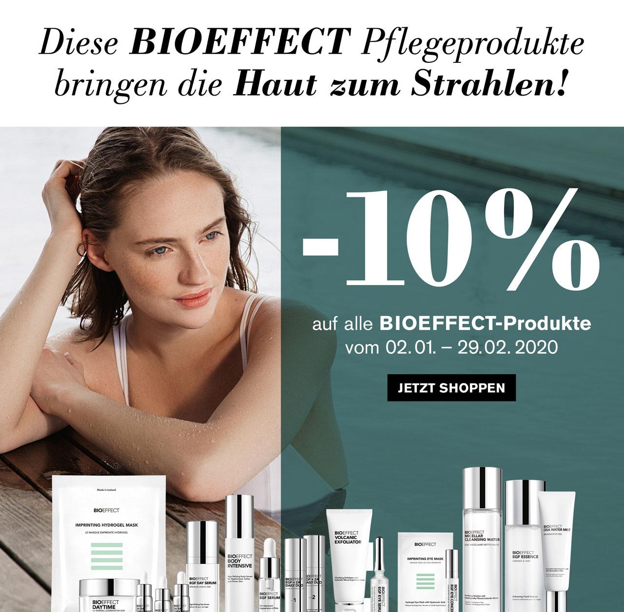 Bioeffect Produkte shoppen