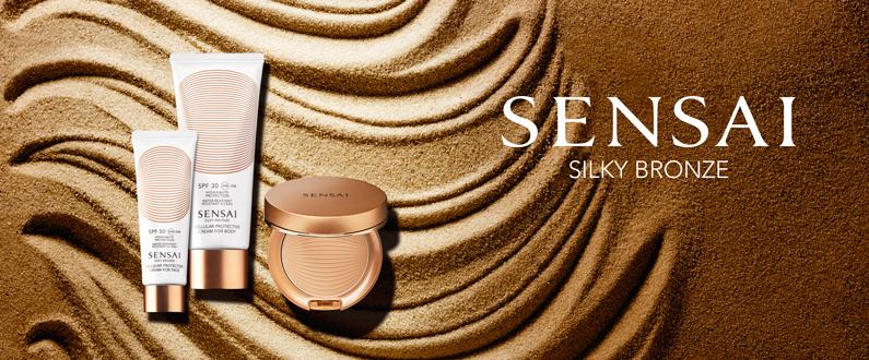 Sensai Silky Bronze Sonnenpflege