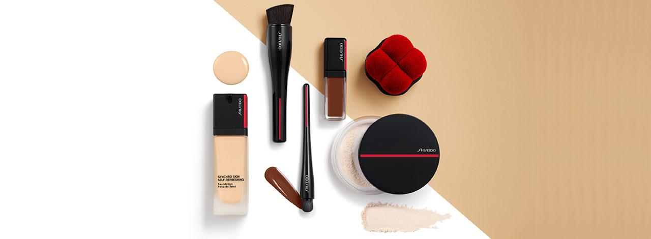 Shiseido Make-Up bei Schuback